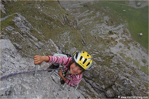 Klettersteig Brunni : Brunni