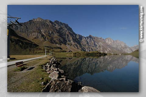 Klettersteig Graustock : Graustock